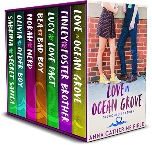 Love in Ocean Grove: Complete Series Books 1-6 (English Edition)